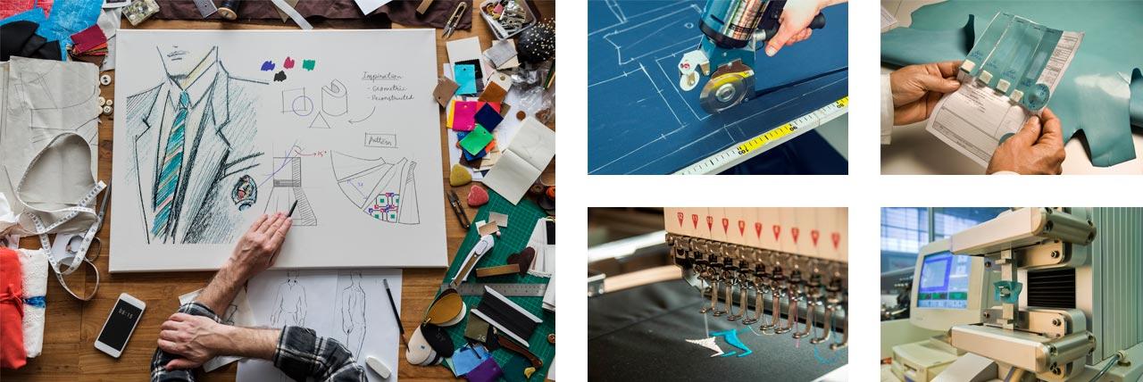 Forint abiti e divise da lavoro di alta sartoria italiana